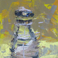 Oil painting Shaker #6 by William Sharp