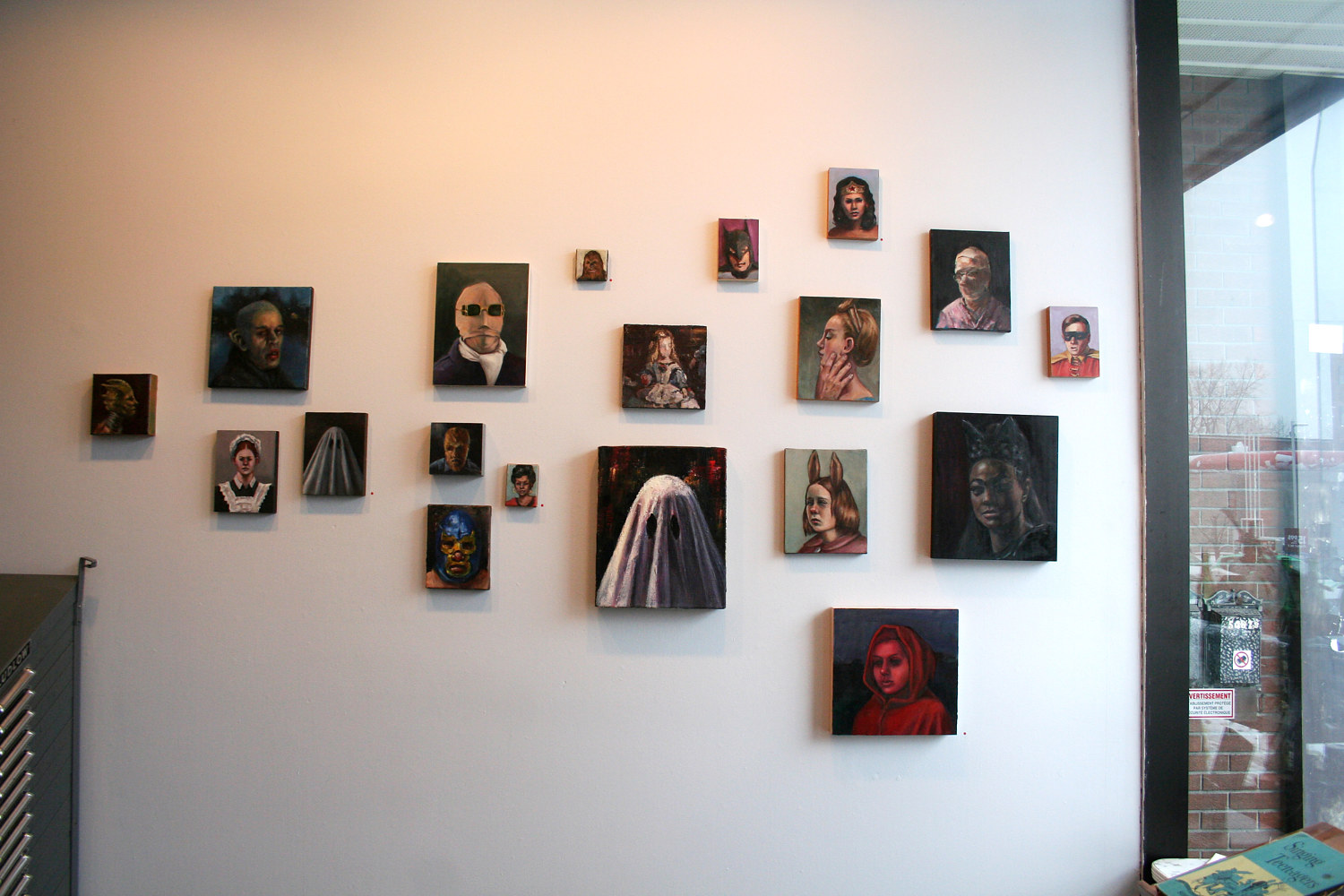 Installation shot  by Mary Hayes