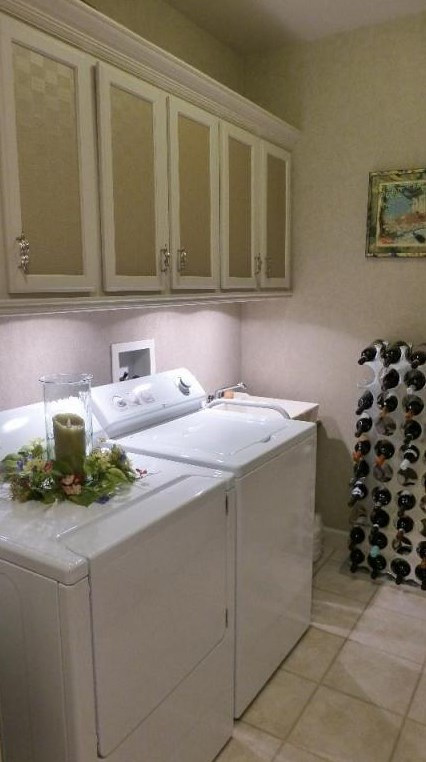 Drawing Devine Laundry room by Kathi Kermes - Dixon