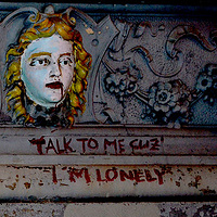 Talk to me cuz im lonely 02 by Chloé Surprenant