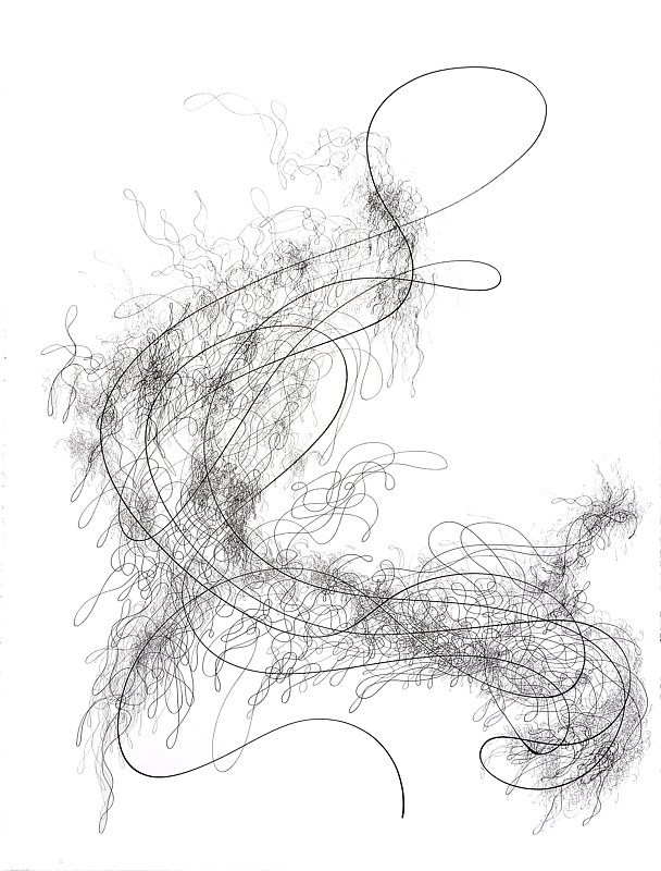 Drawing Constellation (50x38) 17776 by John Hovig