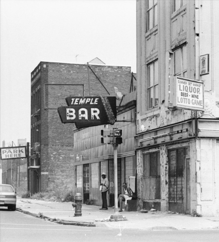 Temple Bar, Cass Avenue by Kathleen Gross
