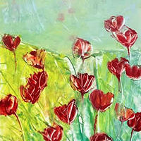 Amy Kaufman, Dream Tulips  by Amy Kaufman