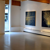 Shell of Light exhibition 5.... by Dennis Ekstedt