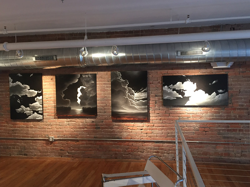 Silver Linings - Rymer Gallery 2016 by Adam Thomas