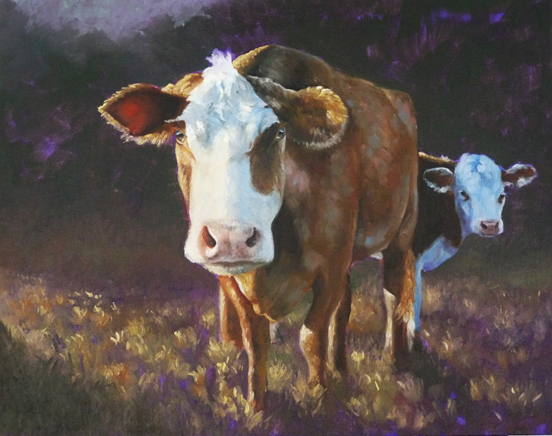 CashCow_28x22 by Adam Thomas
