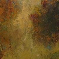Yellow Landscape_30 x 40  by Adam Thomas