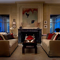 Lakeforest Showhouse 2011 - Daniel Kinkade Fine Art by Adam Thomas