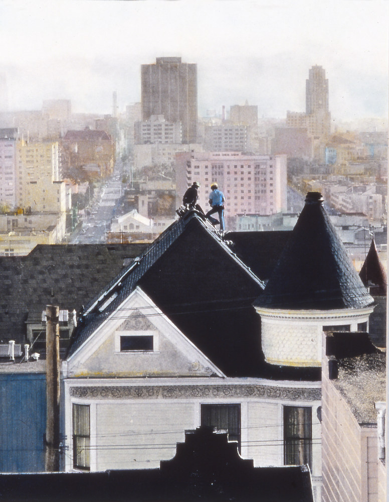 Roofers by Kathleen Gross