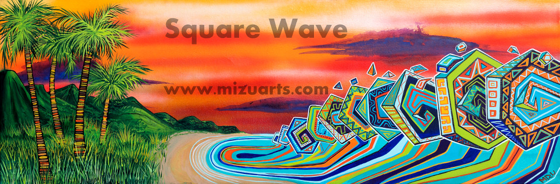 Square Wave by Isaac Carpenter