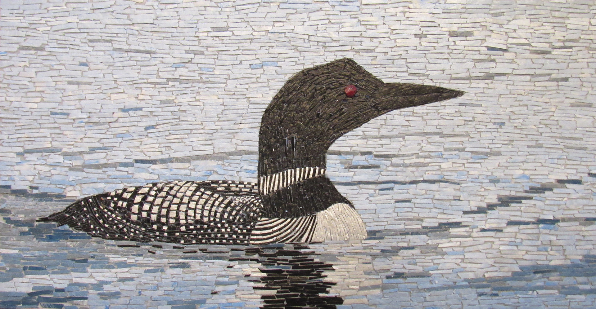 The Loon by Linda Biggers
