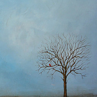 Winter by Sally Adams