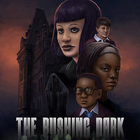 Rushing Dark Cover by Hendrik Gericke