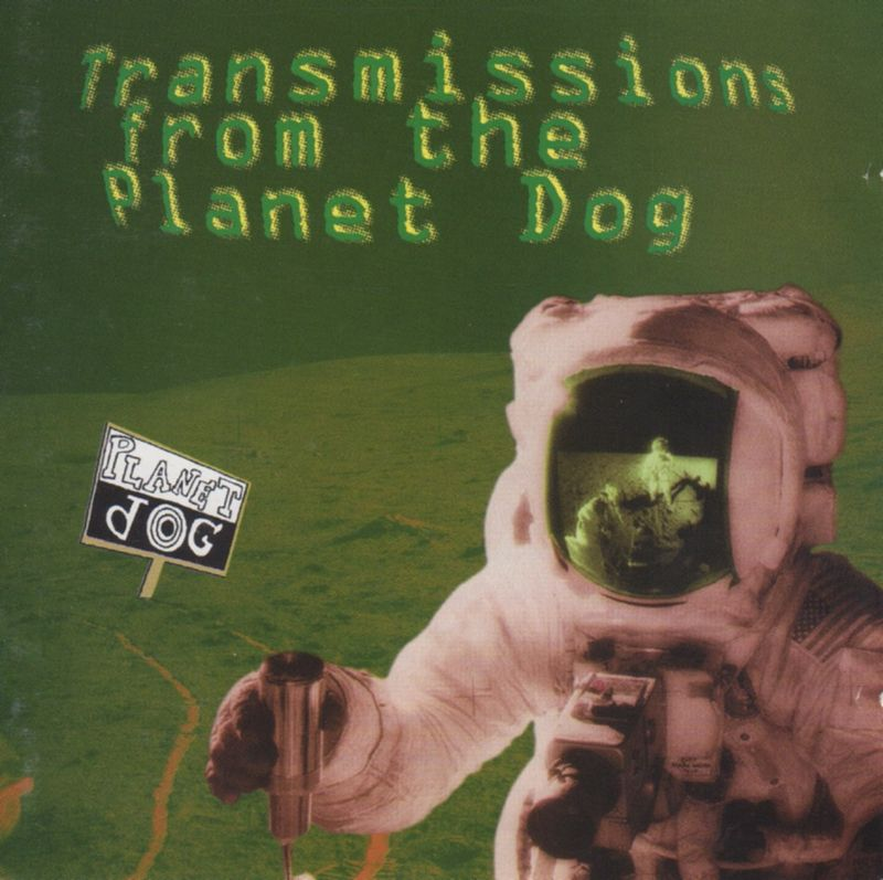 Transmissions from the Planet Dog by Robert Shea