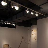 Installation view, Greater Reston Arts Center, Reston, VA, 2010 by Judy Southerland