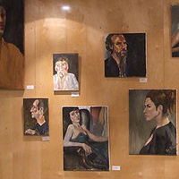Portrait Show 2007 by Cody Blomberg
