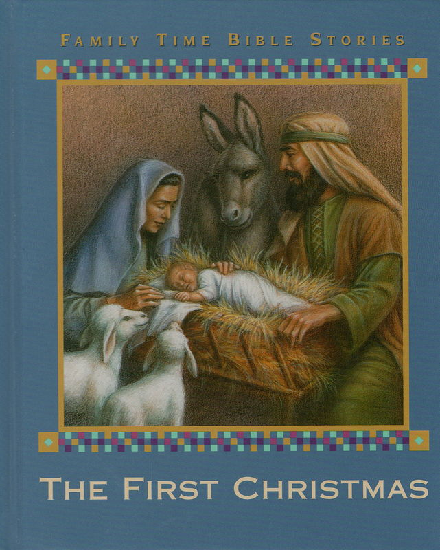 The First Christmas by Sue Ellen Brown