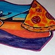 Pizza by Isaac Carpenter