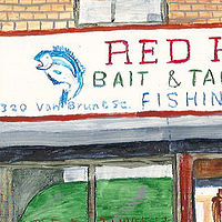 bait & tackle by anthony Ziegler