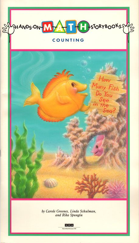 How Many Fish Do You See in the Sea? by Sue Ellen Brown