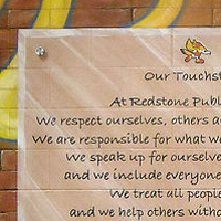 Redstone P.S. - Touchstone by Cindy Scaife