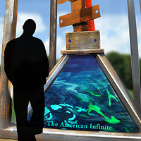 The American Infinite by Jonathan  Hertzel