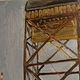 Oil painting Claiborne Bridge #2 by Edward Miller