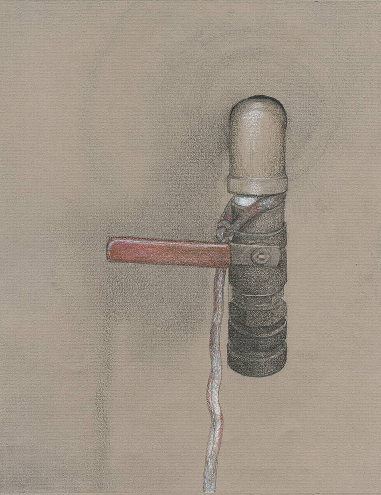 Drawing VALVE by Amie t. Rangel