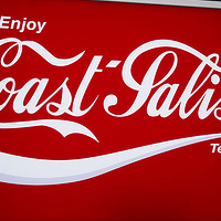 Coke Salish by Sonny  Assu