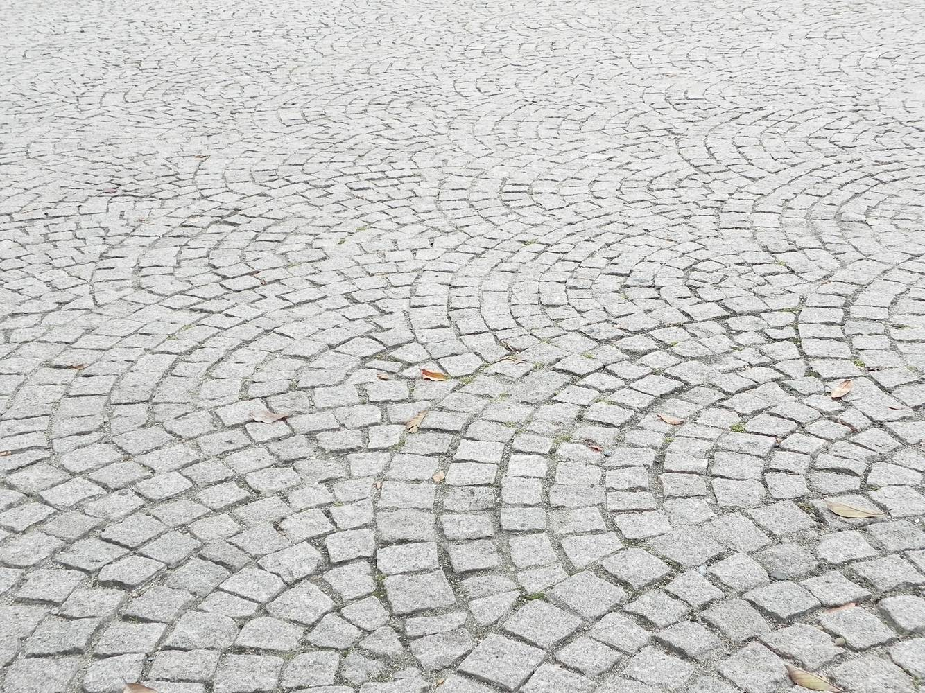 Paving Pattern by Anastasia O'melveny