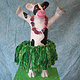 Sculpture Hula Cow automata by Valerie Johnson