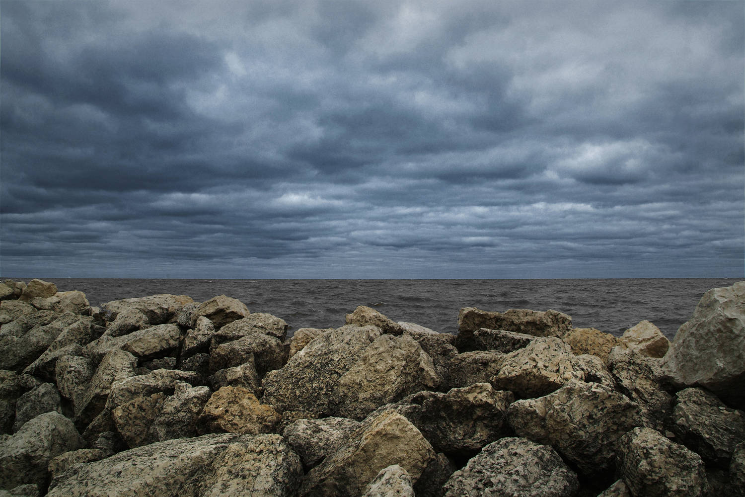 Lake Winnipeg 2 by Jim Friesen