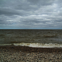 Lake Winnipeg 1 by Jim Friesen
