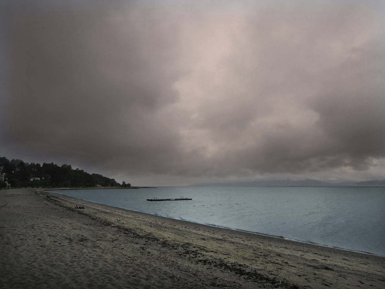 Spanish Banks by Jim Friesen