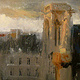 Oil painting Paris #1 by Hendrik Gericke
