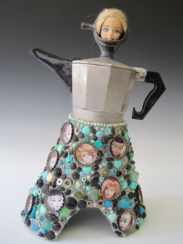 Coffee, Tea or Me by Susan Parrish