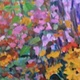 Painting Secret Garden Series I by Susette Gertsch