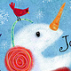 The Joyful Snowman by Valerie Lesiak