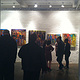 My studio's group show at The Armstrong Gallery in 2013. Great show, lots of fun.   by Allen  Wittert