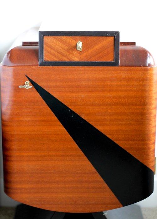 Art Deco Furniture Borkowicz Wood