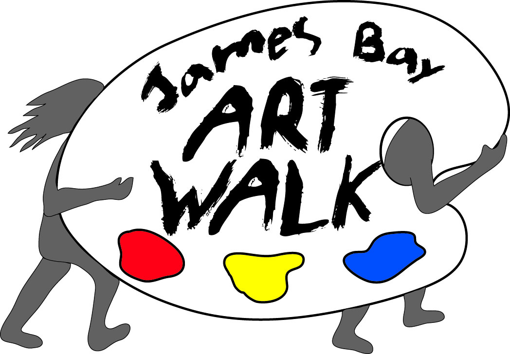 Image created by James Bay Art Walk