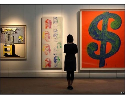 Pricing Artwork by the Inch - Artist Run Website