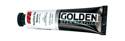 Tube of Golden Open Paint