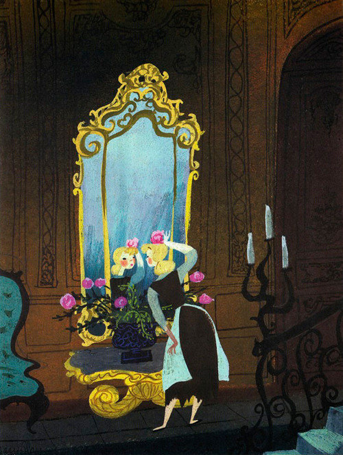Art by Mary Blair for Disney