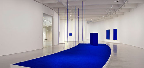 Colour Obsession Yves Klein Pablo Picasso And The Colour