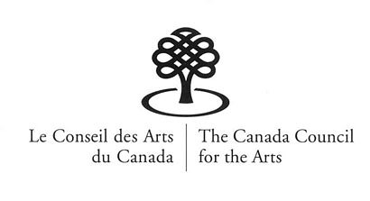The logo for the Canada Council for the Arts