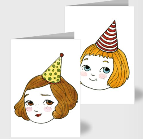 artist greeting cards