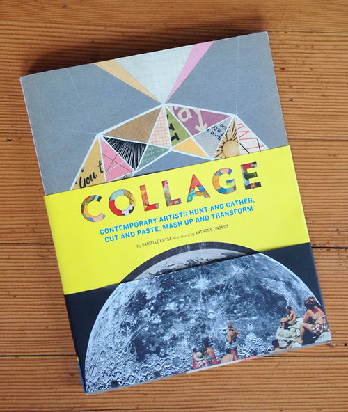 Collage book by Jealous Curator