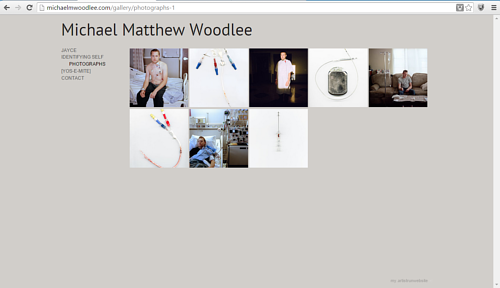 Michael Matthew Woodlee's Identifying Self online gallery of photos