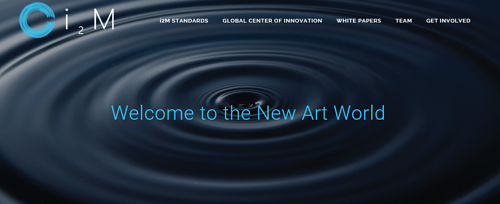 A screen capture of the Global Center for Innovation website